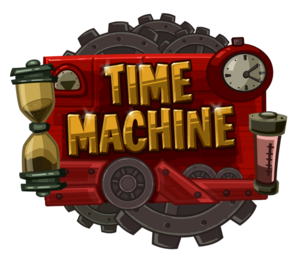 Time Machine logo